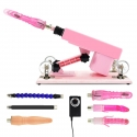 Female Masturbation Machine Comes With a Variety of Dildo Toys, a Variety of Speeds Can Be Adjusted At Multiple Angles