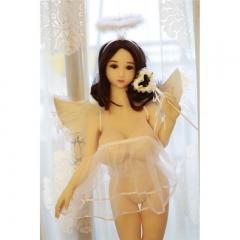 paula délicat et joli ange tpe de sexe 3.28ft poupée d'amour