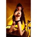 Naked Women Sex Doll Tpe Skin For Men 4.59ft To 5.41ft