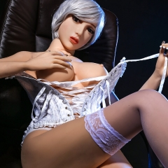 Adult Man Sex Doll med Real Doll - Maki