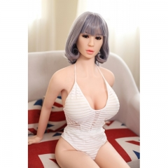 Poupées japonaises de sexe avec de gros jouets anaux réalistes de sein